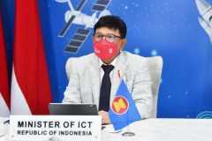 Kominfo dukung transformasi digital di ASEAN